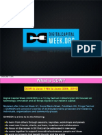 DCWEEK Sponsorship