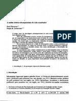 EKERMAN.zerkOWSKI.a Análise Teórica Schumpeteriana Do Ciclo Econômico
