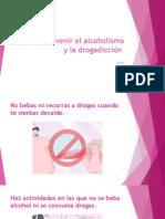 Como Prevenir El Alcoholismo y La Drogadicción