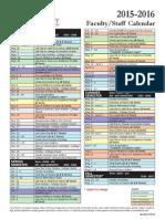 fac staff cal 2015-16
