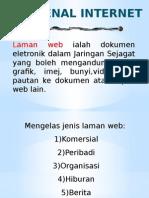 Jenis2 Laman Web