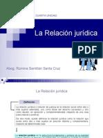 4. Relación Juridica