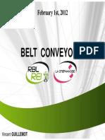 Belt Conveyors - RBL