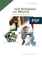 Libertad Religiosa en México