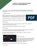 Draghi Rise di Berk guida per quanto riguarda draghi, metodi e segreti riguardanti AndroidPERiPhone giocou000du000d