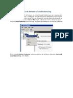 Configuracion de un  Cluster Nlb Windows 2008