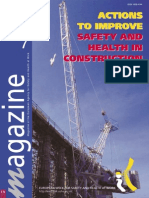 Magazine 7 - Actions to Improve Safety and Health in Construction