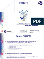 Ranopt Presentation