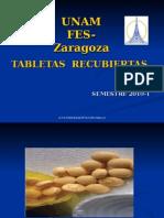 Tabletas Recubiertas