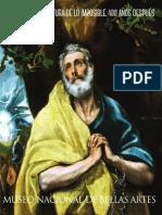 Catálogo - El Greco, Mnba