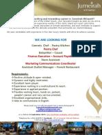 Job Ads - 24082015