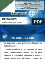 DEPRESION PSIQUIATRIA