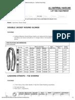Standard Round Sling
