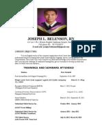 Home Base Resume sample