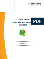 TestFunda General Knowledge Quizzes 2014