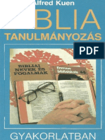 Alfred Kuen - Bibliatanulmányozás a Gyakorlatban