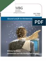 Gesund und fit im Kleinbetrieb (bgi7004)