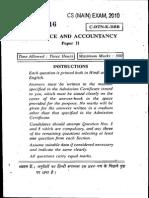 Commerce&Acc II