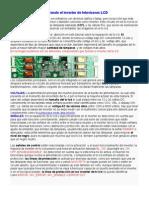 Reparando El Inverter de Televisores LCD