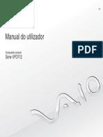 Manual Do Utilizador VPCF12_PO