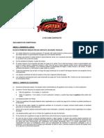 Reglamento Tochito Para El Torneo 2011 12