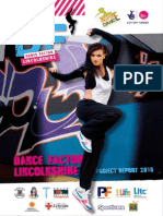 dance factor lincolnshire 2015 project report