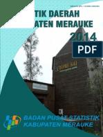 Statistik Daerah Kabupaten Merauke 2014