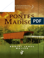 As Pontes de Madison - Robert James Waller