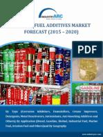 Bottled Fuel Additives Market