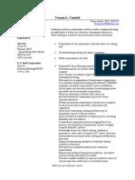 Jobswire.com Resume of pconrick0505