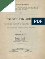 Colinde Din Ardeal