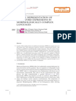 Lexical Representation of Multiword Expressions in Morphologically-complex Languages.pdf