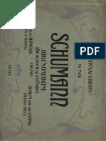 Schumann Álbum Para La Juventud 4 Manos