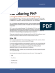 Introducing Php