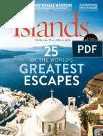 Portada Island - January February 2015