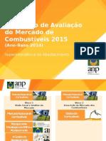 Seminário de Avaliação do Mercado de Combustíveis 2015