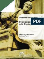 Bertelloni y Tursi - Introduccion a La Filosofia