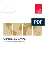 Chartered Banker