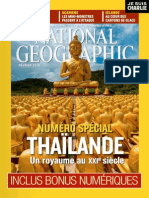 Portada National Geographic - Fevrier 2015