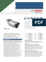 Date Tehnice Bosch Cctv