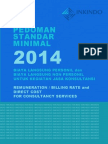 Billing Rate 2014 Inkindo