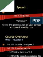 open house - speech 2015