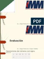 REPASO EXAMEN DIAGNOSTICO DE MATEMATICAS I