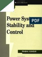 [Prabha Kundur] Power System Stability And Control.pdf