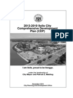 2013-2019 Iloilo City, Comprehensive Development Plan