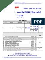 Validation Autoclave