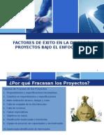 URP - Factores de Éxito