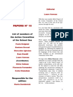 PAPERS Nº 10 English