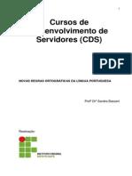 Apostila Novas Regras Ortograficas Da Lingua Portuguesa