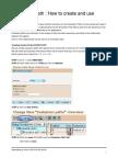 SDN SAP - Evaluation Paths